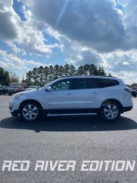 2017 Chevrolet Traverse for sale at RED RIVER DODGE in Heber Springs AR