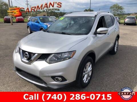 2016 Nissan Rogue for sale at Carmans Used Cars & Trucks in Jackson OH
