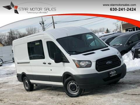 2017 Ford Transit Cargo for sale at Star Motor Sales in Downers Grove IL