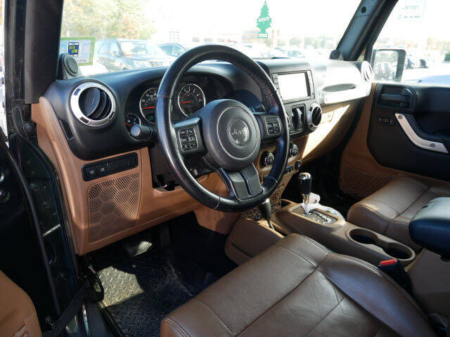 2012 Jeep Wrangler 4x4 Rubicon 2dr SUV - Hazlet NJ