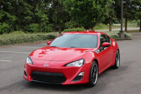 2013 Scion FR-S for sale at Top Gear Motors in Lynnwood WA