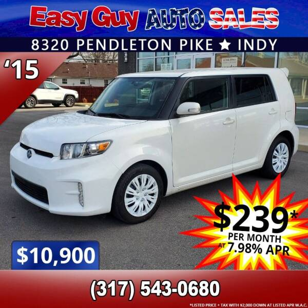 2015 Scion xB for sale at Easy Guy Auto Sales in Indianapolis IN