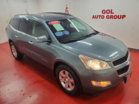 2009 Chevrolet Traverse for sale at GOL Auto Group in Austin TX