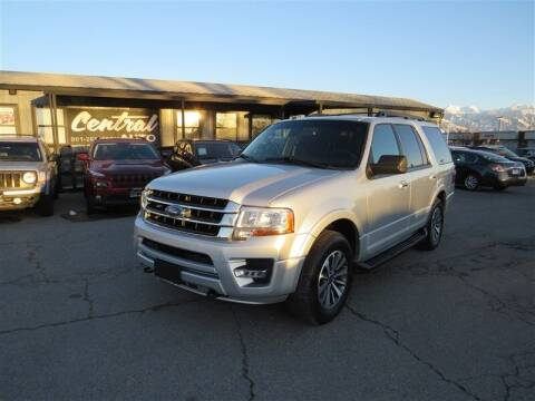 2017 Ford Expedition for sale at Central Auto in South Salt Lake UT