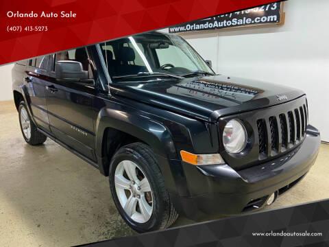 2011 Jeep Patriot for sale at Orlando Auto Sale in Orlando FL