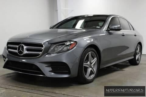 2020 Mercedes-Benz E-Class for sale at Modern Motorcars in Nixa MO