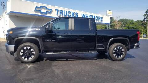2020 Chevrolet Silverado 2500HD for sale at Whitmore Chevrolet in West Point VA