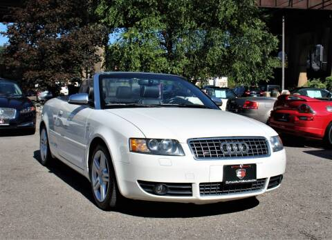 2006 Audi S4 for sale at Cutuly Auto Sales in Pittsburgh PA