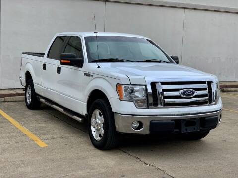 2011 Ford F-150 for sale at Texas Auto Corporation in Houston TX