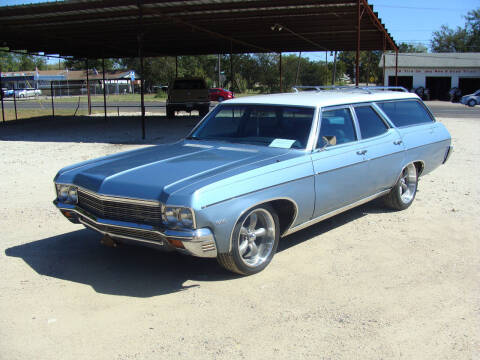 1970 Chevrolet Impala for sale at Texas Truck Deals in Corsicana TX