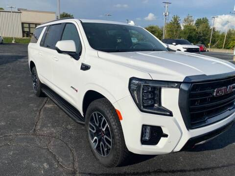 2021 GMC Yukon XL for sale at Davco Auto in Fort Wayne IN