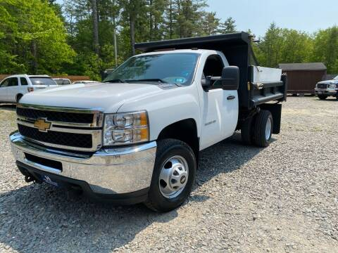 2013 Chevrolet Silverado 3500HD CC for sale at Hornes Auto Sales LLC in Epping NH
