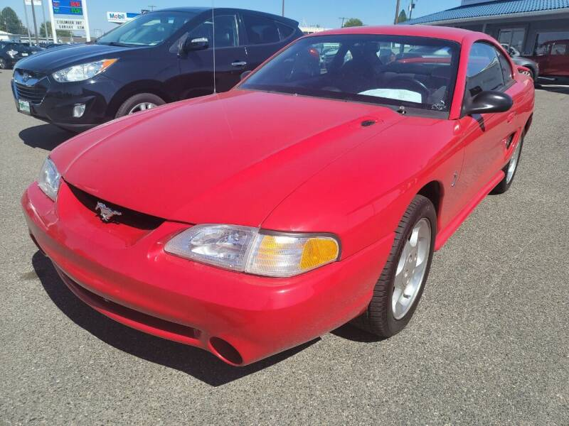 1994 Ford Mustang SVT Cobra for sale at Artistic Auto Group, LLC in Kennewick WA