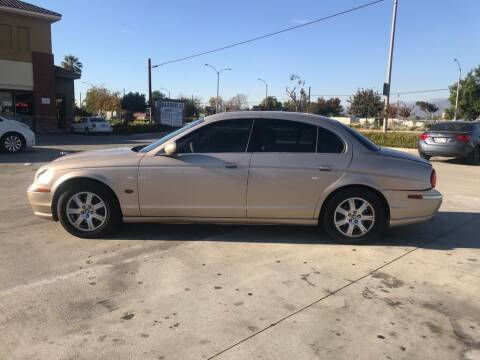 2003 Jaguar S-Type for sale at RN AUTO GROUP in San Bernardino CA