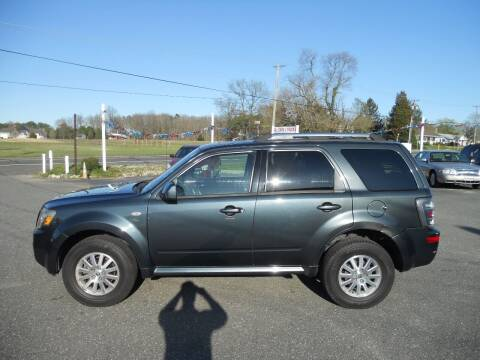 2008 Mercury Mariner for sale at All Cars and Trucks in Buena NJ
