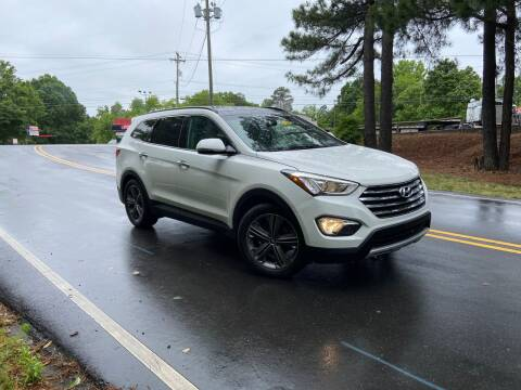 2013 Hyundai Santa Fe for sale at THE AUTO FINDERS in Durham NC