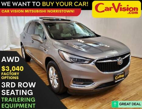 2018 Buick Enclave for sale at Car Vision Mitsubishi Norristown in Trooper PA