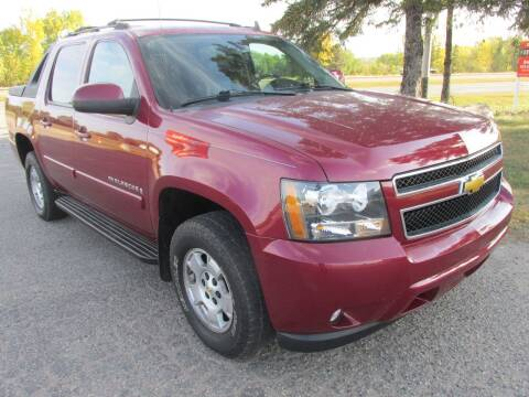 2007 Chevrolet Avalanche for sale at Buy-Rite Auto Sales in Shakopee MN