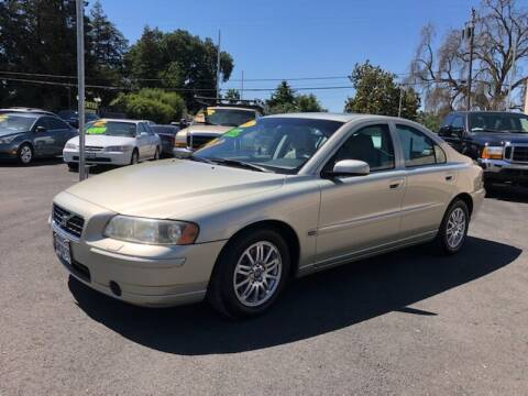 2005 Volvo S60 for sale at C J Auto Sales in Riverbank CA