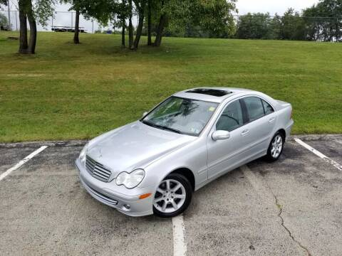 2007 Mercedes-Benz C-Class for sale at FAYAD AUTOMOTIVE GROUP in Pittsburgh PA