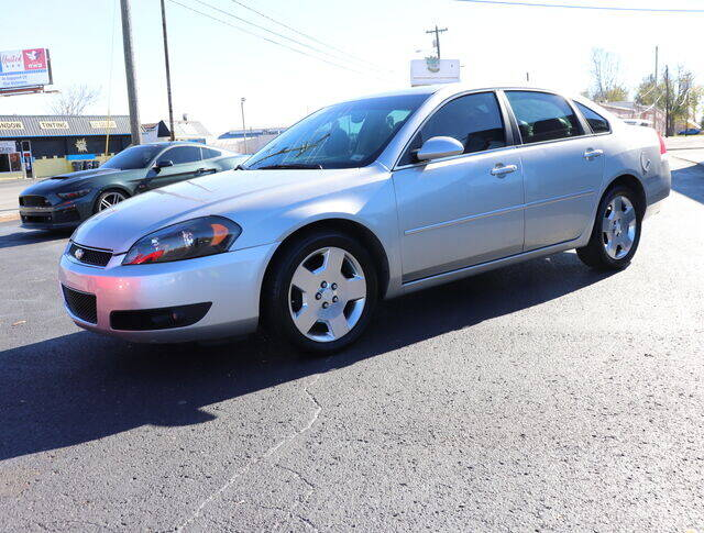 2007 Chevrolet Impala for sale at Williams Auto Sales, LLC in Cookeville TN