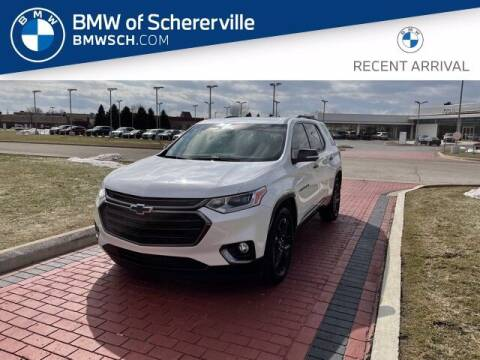 2020 Chevrolet Traverse for sale at BMW of Schererville in Shererville IN
