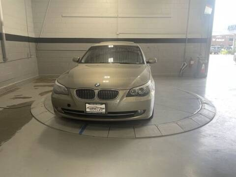 2010 BMW 5 Series for sale at Luxury Car Outlet in West Chicago IL