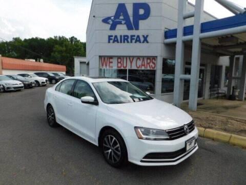 2017 Volkswagen Jetta for sale at AP Fairfax in Fairfax VA