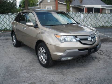 2007 Acura MDX for sale at Priceline Automotive in Tampa FL