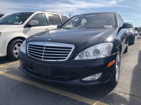 2007 Mercedes-Benz S-Class for sale at County Line Car Sales Inc. in Delco NC
