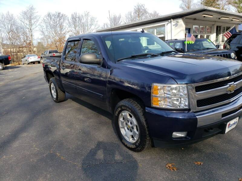 2010 Chevrolet Silverado 1500 for sale at Highlands Auto Gallery in Braintree MA