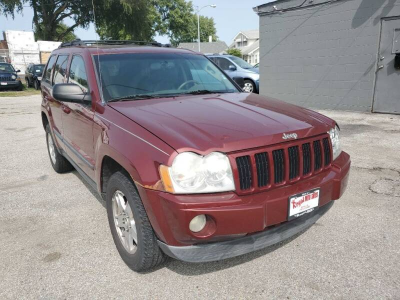 2007 Jeep Grand Cherokee for sale at ROYAL AUTO SALES INC in Omaha NE