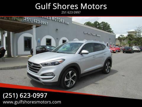 2016 Hyundai Tucson for sale at Gulf Shores Motors in Gulf Shores AL