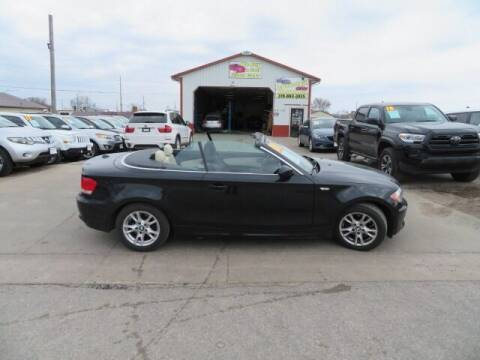 2008 BMW 1 Series for sale at Jefferson St Motors in Waterloo IA