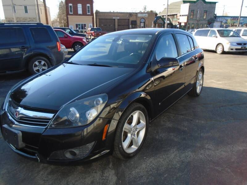 2008 Saturn Astra for sale at NORTHLAND AUTO SALES in Dale WI