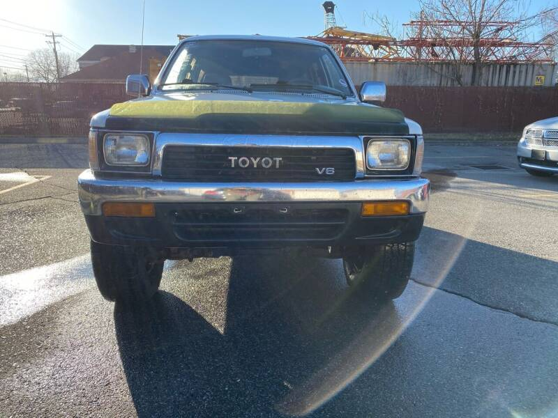 1991 Toyota 4Runner for sale at The Car-Mart in Murray UT