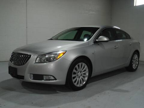 2011 Buick Regal for sale at Ohio Motor Cars in Parma OH