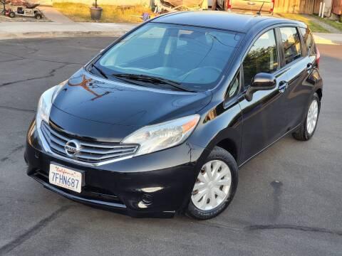 2014 Nissan Versa Note for sale at Gold Coast Motors in Lemon Grove CA