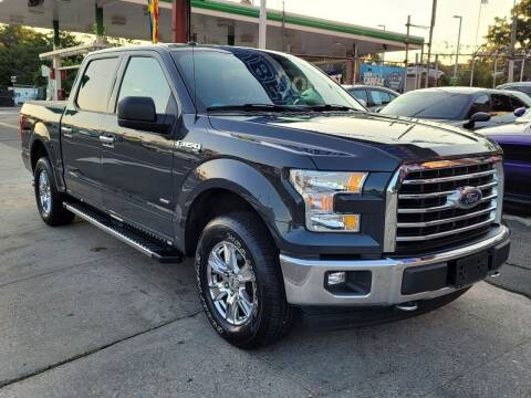 2017 Ford F-150 for sale at LIBERTY AUTOLAND INC in Jamaica NY