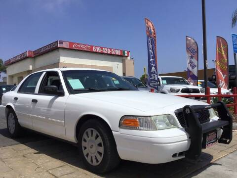 2010 Ford Crown Victoria for sale at CARCO SALES & FINANCE #3 in Chula Vista CA