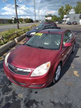 2008 Saturn Aura for sale at D and D All American Financing in Warren MI