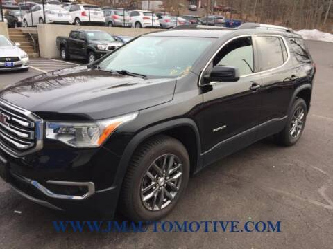 2017 GMC Acadia for sale at J & M Automotive in Naugatuck CT