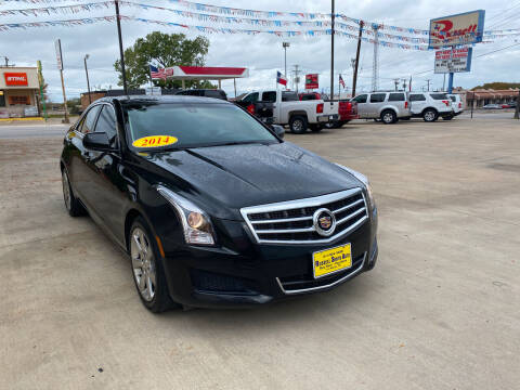 2014 Cadillac ATS for sale at Russell Smith Auto in Fort Worth TX