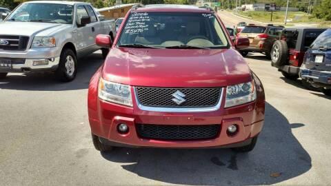 2006 Suzuki Grand Vitara for sale at DISCOUNT AUTO SALES in Johnson City TN