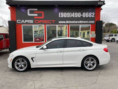 2016 BMW 4 Series for sale at Cars Direct in Ontario CA
