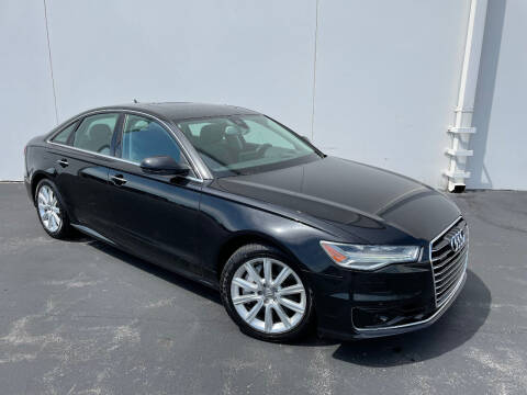 2016 Audi A6 for sale at Westport Auto in Saint Louis MO