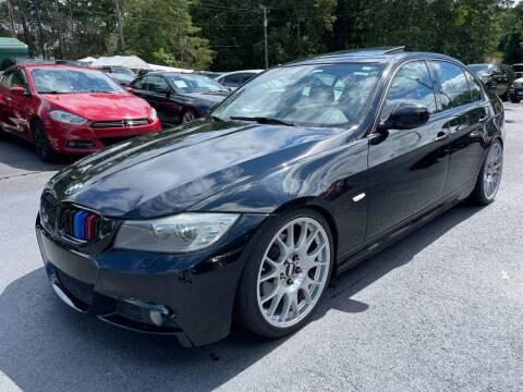 2010 BMW 3 Series for sale at GEORGIA AUTO DEALER, LLC in Buford GA