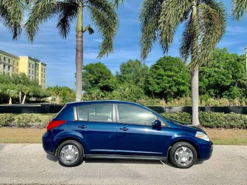 2009 Nissan Versa for sale at Krifer Auto LLC in Sarasota FL