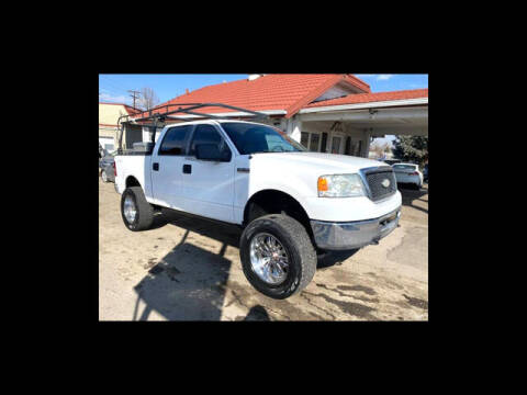 2007 Ford F-150 for sale at ELITE MOTOR CARS OF MIAMI in Miami FL