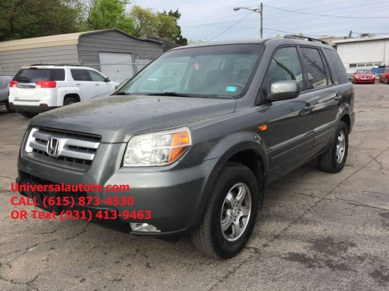 2008 Honda Pilot for sale in Nashville, TN